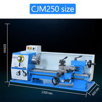 Draaibank Algemene Auto Draaibank Kleine Draaibank Industriële Draaibank Thuis Machine Tool