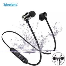 Music Headset Microphone Neckband XT11 Samsung Magnetic Wireless Bluetooth Sport
