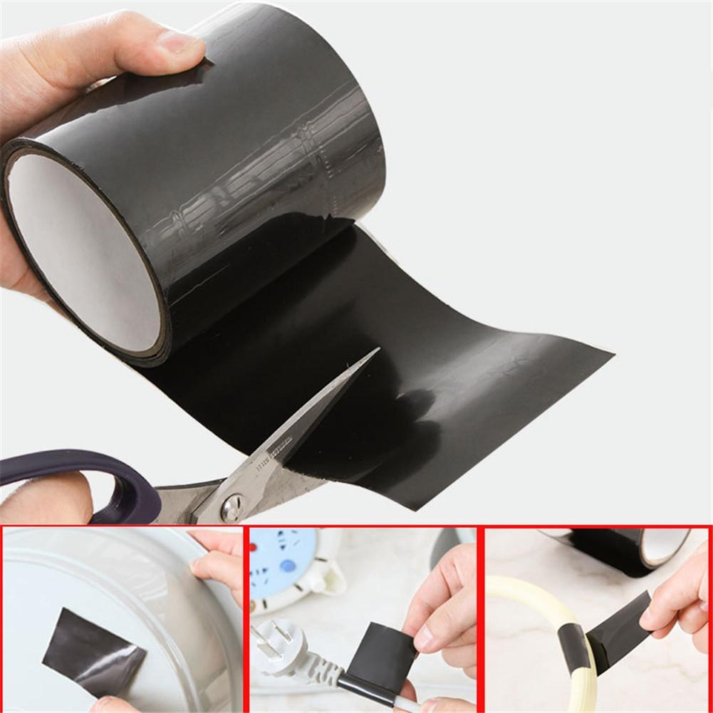 Strong Leak Mending Waterproof Tape Water Stop Sealant Waterproof Tape Waterproof Pipe Water Repair Adhesive Stop