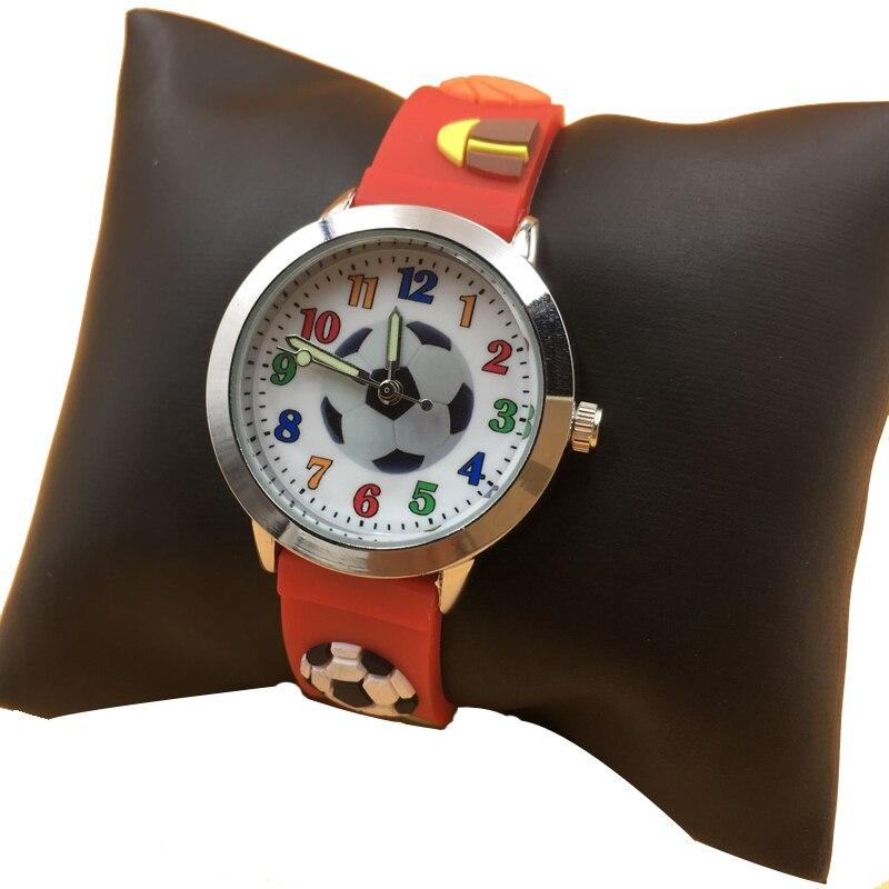 2020 New Fashion Kids Watches Girls Boys Analog Quartz Watch Jelly Silicone Luminous Student Children Wristwatches Relojes Gifts