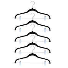 5 шт. Нескользящая практичная простая скатерть вешалка креативная вешалка для клипса для брюк