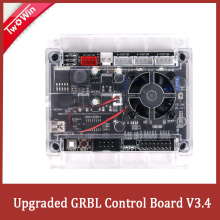 GRBL1.1 USB порт ЧПУ гравировальный станок плата управления, 3 оси плата управления интегрированный драйвер, ЧПУ контроллер обновления grbl