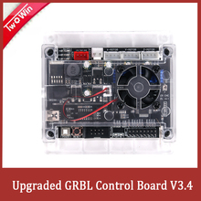 GRBL1.1 USB Port CNC Engraving Machine Control Board, 3 Axis Control Board Integrated Driver ,CNC controller upgrade grbl