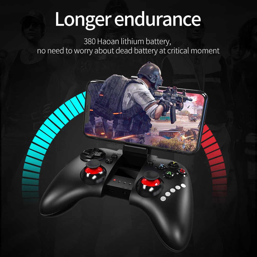 高速オンチップ · オシレータパッドワイヤレスbluetoothジョイスティックためPS4 コントローラワイヤレスコンソールiphone android用ゲームパッドジョイパッドゲームaccessorie