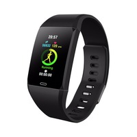 IT110Plus Smart Watch High Breathable Strap Sport Waterproof IP67 With Call Message Reminder Heart Rate Smart Wristband