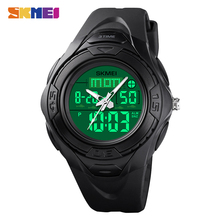 2020 SKMEI Fashion Men Digital Wristwatches Military Sports Watches 50M Waterproof Men's Watches Montre homme Reloj hombre 1539