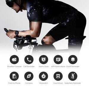 Image 3 - Оригинальный Amazfit Stratos Смарт часы Bluetooth GPS подсчет калорий монитор сердца 50 м Водонепроницаемый для iOS и Android телефон