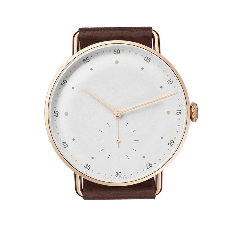 2019 Fashion Mens Watches Slim Top Brand Luxury Men Sports Quartz Wrist Watch Leather Strap Male Clock Relogio Masculino