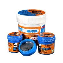 MECHANIC Lead Free BGA Solder Paste Melting Point 138/217 Degrees Welding Paste Flux CPU BGA Soldering Rosin Solder Paste Flux