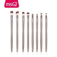 Набор кистей для макияжа msq 8 шт брови консилер наборы с алмазными