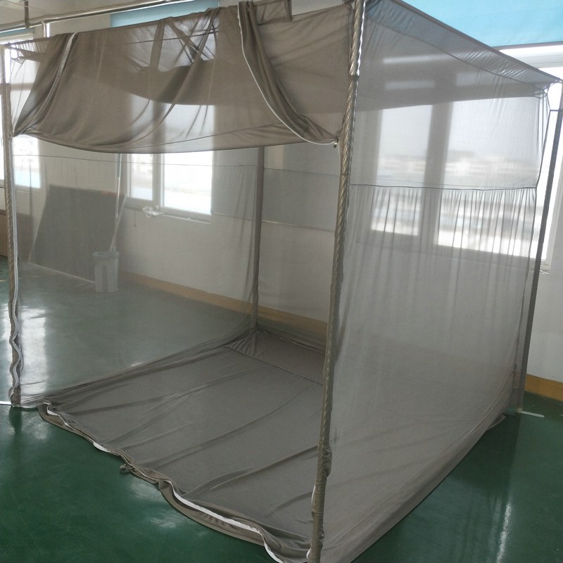 block emf Cube bed canopy Shielding mosquito net for Radiation protection