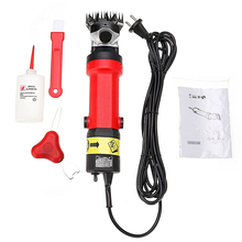110-220V Electric Sheep Shearing Machines Professional Blade Goat Shear Clipper Steel 680W Farm Cutter Wool Scissor Adjustable electric wool shear110 220v 350w electric clipper sheep goats shearing clipper shears