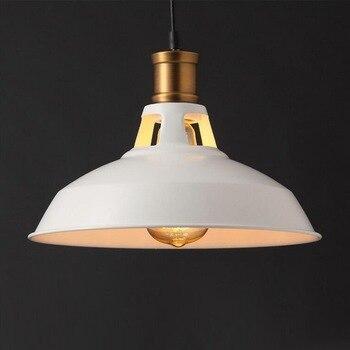 Adjustable Retro Pendant Lights Loft Pendant Lamp Hanging Lamp Lampshade Restaurant Bar Coffee Shop Home Lighting Luminarias