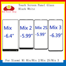 10Pcs/lot Touch Screen For Xiaomi Mi Mix 2 2S 3 Mix2 Mix2s Mix3 Panel Front Outer LCD Glass Lens MIX Replacement