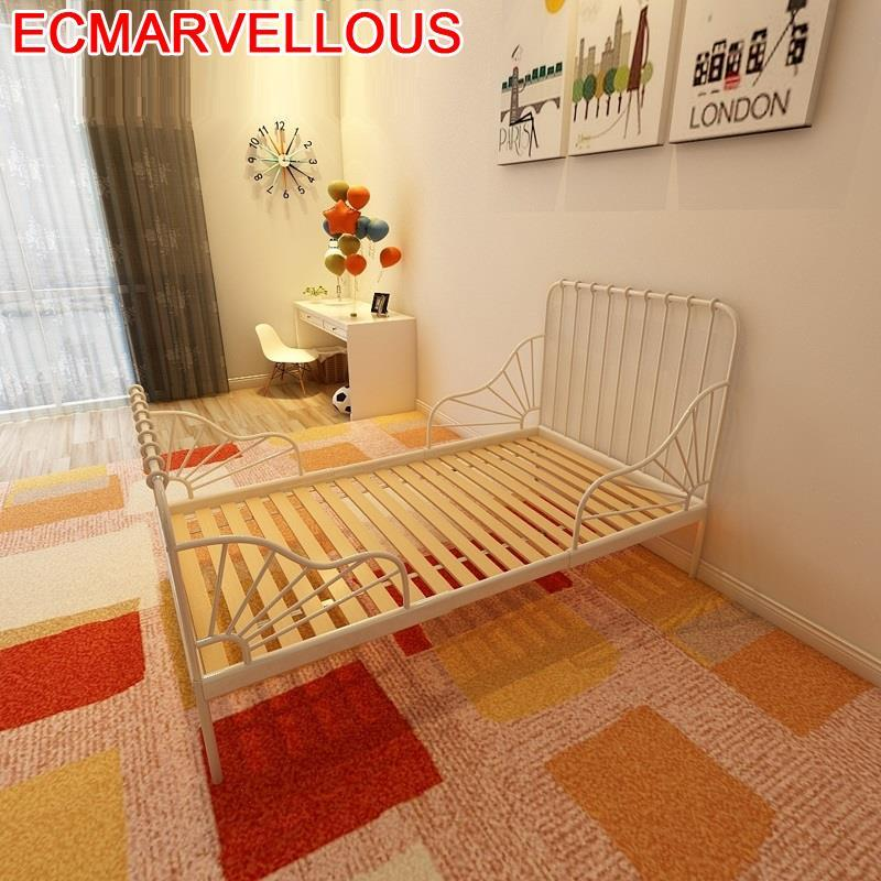 Letti Per Bambini Toddler Furniture Ranza Cama Menino Dormitorio Infantil Adjustable Chambre Enfant Kinderbett Children Kid Bed