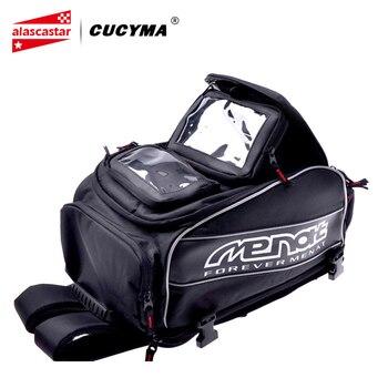 CUCYMA Motorcycle Bag Waterproof Motorcycle Backpack Multi-function Motorcycle Tank Bag Moto Bag