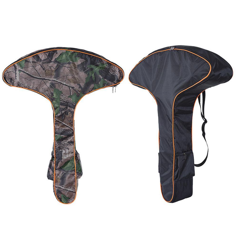 US $14.65 40% СКИДКА|T type сумка для арбалета, камуфляжная нейлоновая сумка для хранения с бантом для охоты, стрельбы из лука, рюкзак с бантом, защитный чехол, аксессуары|Лук и стрела| |  - AliExpress