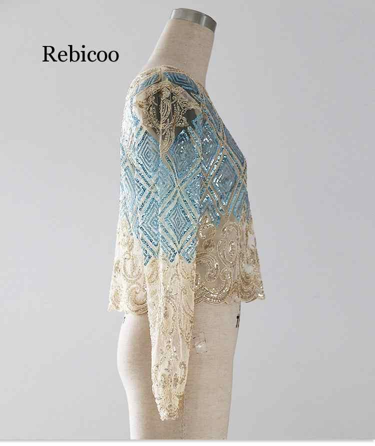 Летние повседневные свободные женские рукав летучая мышь лента вышивальный шнур кружева пончо Винтаж Sheer Femme плащ куртка пальто