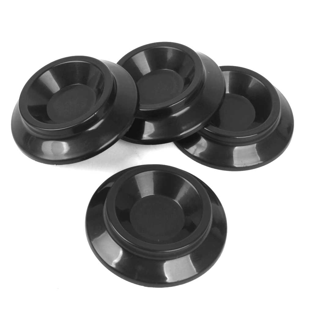 Piano Caster Cups Solid