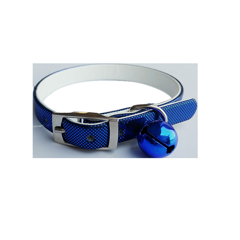 Pet 1.0 Pu Bell Neck Ring New Style Dog Traction Neck Ring