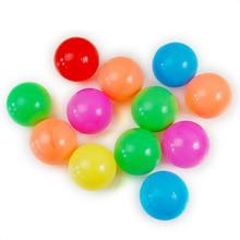 Напрямую от производителя продавая морской шар океан мяч оптом толстые нетоксичные экологически чистые детские игровые площадки для игрушек