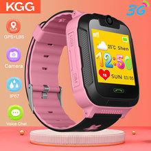 TD07S 3G GPS Tracker Smart Children Watch Kids Baby WiFi with SOS Smartwatch for IOS Android children