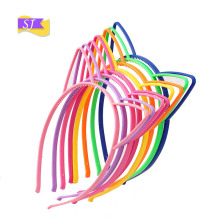 8PCS cat ears Headband boy girls Hair Hoop Supplies for Party AccessoriesHeadwear(Multi color)