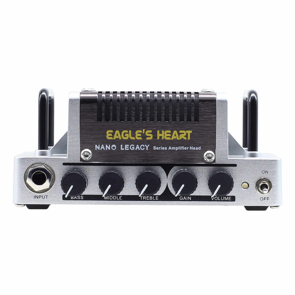 Hotone Eagle's Heart الألمانية روك الصوت الغيتار أمبير رئيس 5 واط فئة AB مكبر للصوت مع سيارة أجرة سيم الهواتف/خط الانتاج NLA-7