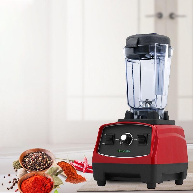 Hbfeaa8963e1e4249a843f30695019ac8m BPA Free 3HP 2200W Heavy Duty Commercial Grade Blender Mixer Juicer High Power Food Processor Ice Smoothie Bar Fruit Blender