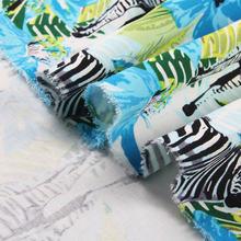 Новый стиль ткань для одежды ручной работы «сделай сам» хлопковая