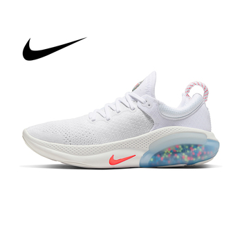 цена на Genuine Authentic Nike Joyride Run FK Women's Running Shoes with Sneakers Breathable and Durable Outdoor New Trend AQ2731-001