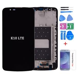 Original For LG K10 LTE K420N K430 K420 K430DS LCD Display Touch Screen Digitizer Assembly for K10 TV K420 TV K10TV lcd screen