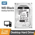 Жесткий диск Western Digital WD Black  4 ТБ  3 5 дюйма  HDD для настольных ПК  жесткий диск для игр  Hdd 7200 об/мин  SATA 6  ГБ/сек.  256 Мб кэш-памяти  WD4005FZBX