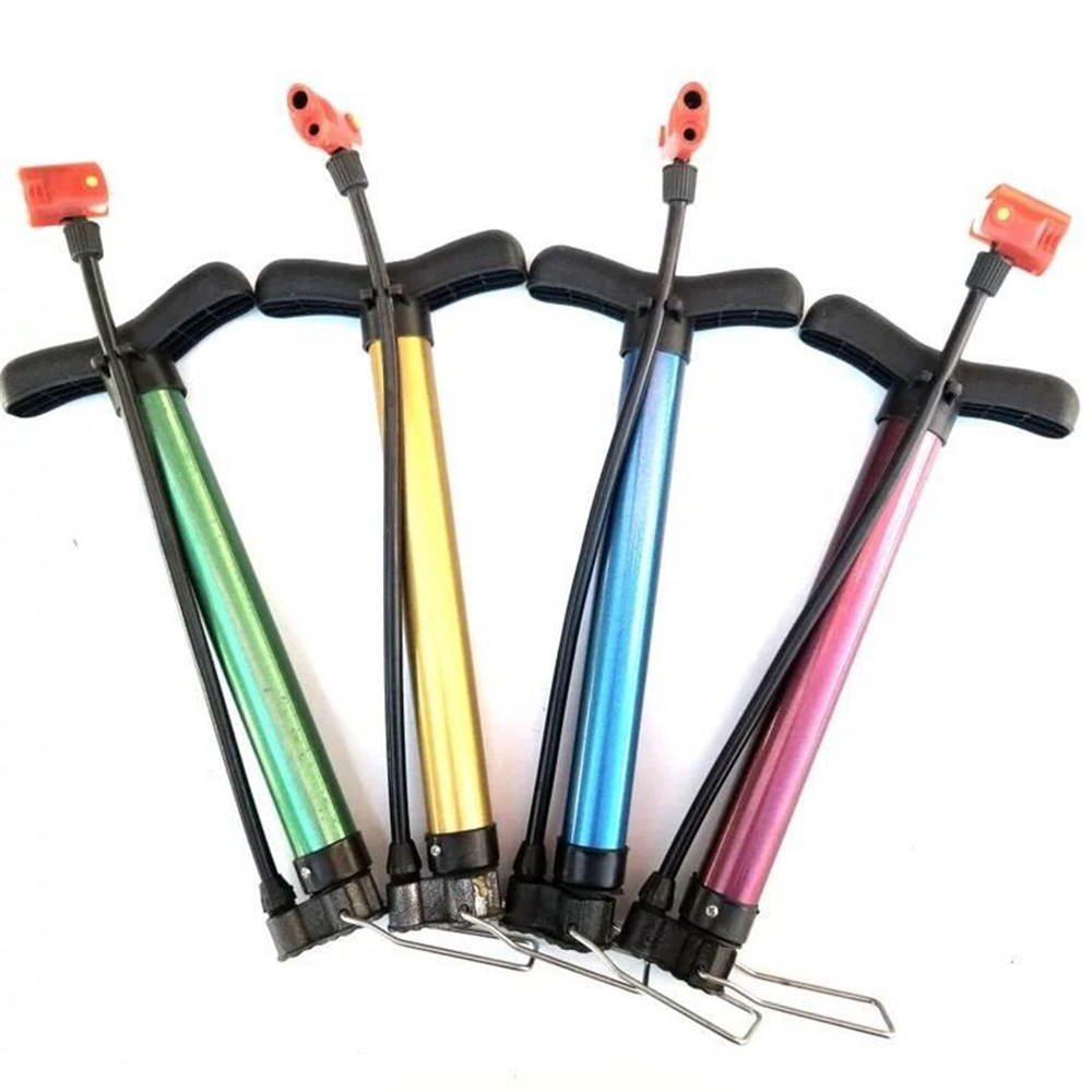 1Pc Floor Pump Portable Floor Pump Floor Pumps Inflator for Bicycle Bike Riding