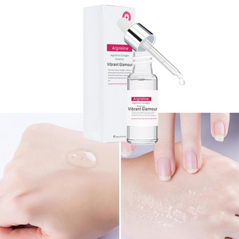 Skin Care Serum Wrinkle Argireline Collagen Peptides Serum Eye Cream Lift Firming Whitening Moisturizing Anti-Aging Face