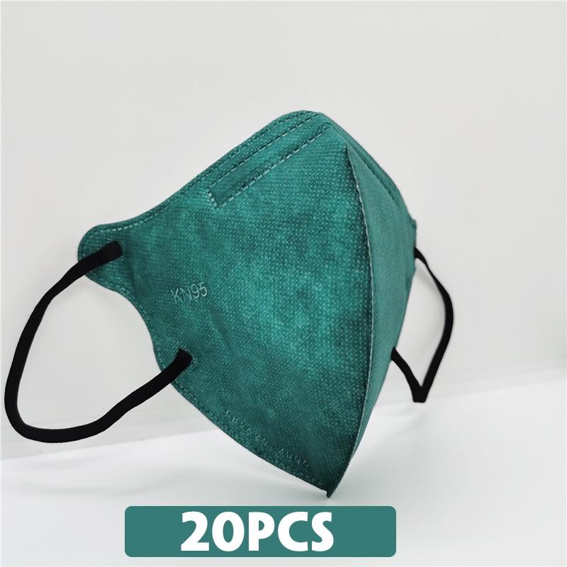 Green 20pcs