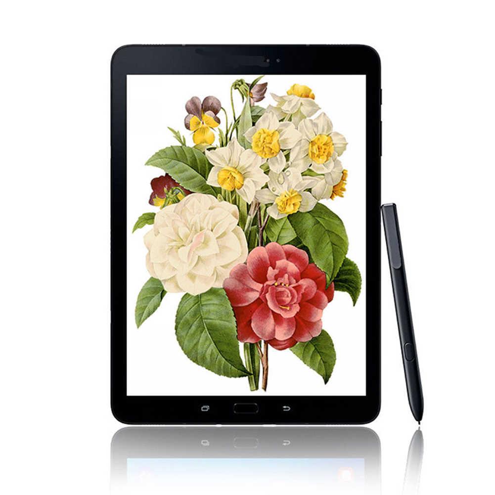เปลี่ยนน้ำหนักเบาการออกแบบปุ่มบางปากกาStylus SสำหรับSamsung-Galaxy Tab S3 SM-T820 T825 T827 стилус