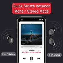 Casque 5.0 Bluetooth 3D stéréo sans fil avec double microphone