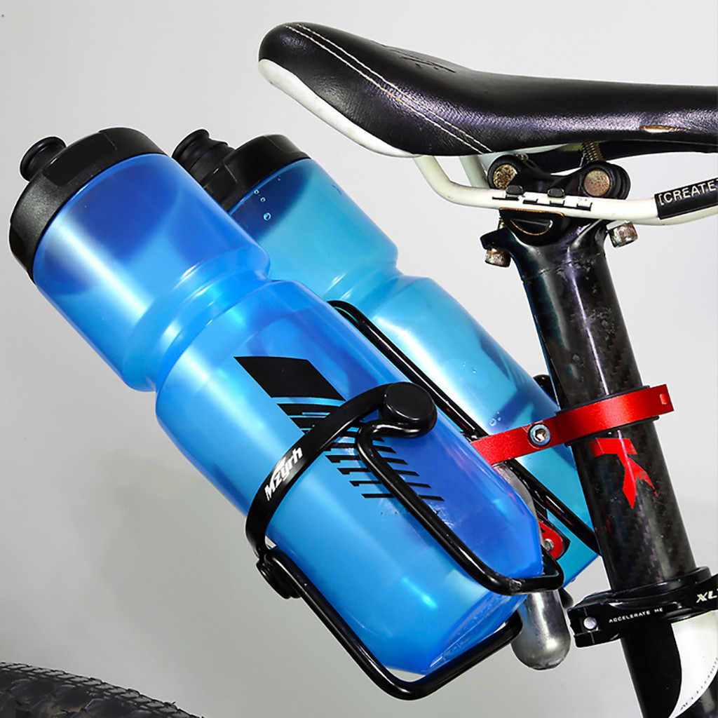 PERGEAR jaula de botella Soporte para botella de agua para bicicleta 2pcs