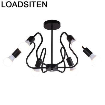 Промышленный подвесной светильник деко дом блеск E Pendente Para сала янтарь Lampara De Techo подвесной светильник