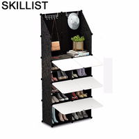 Mueble Zapatero Closet Mobili Ayakkabilik Organizador De Zapato Rack Cabinet Sapateira Meuble Chaussure Furniture Shoes Storage