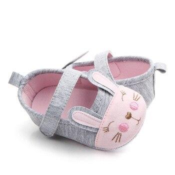 Sepatu Bayi Telinga Kelinci  4