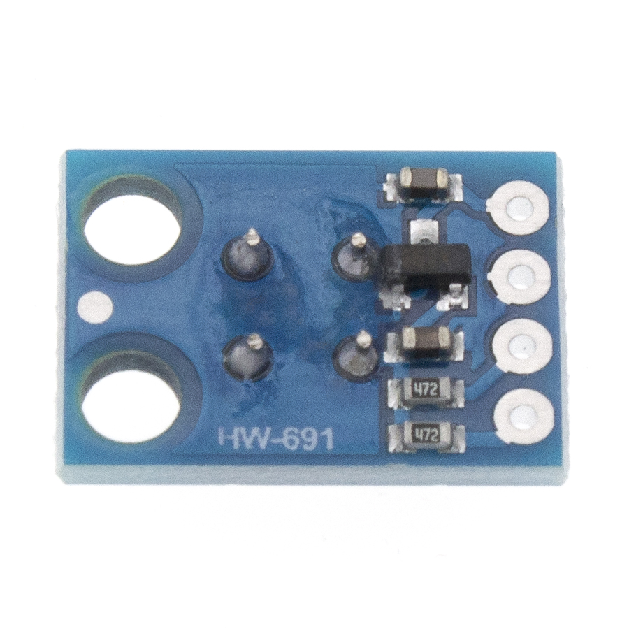 Image 4 - 10PCS GY 906 MLX90614 Contactless Temperature Sensor Module-in Integrated Circuits from Electronic Components & Supplies