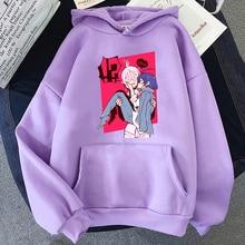 Winter Welcome to Demon School! Iruma-kun Hoodie Printing Sweatshirts O Neck  Pullover Spring Autumn Women Hoodies Drop Shipping