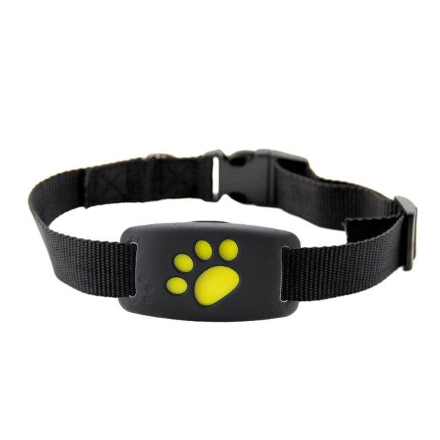 Smart Waterproof Pet Gps Locator Pet Tracker Dog Collar Positioning Geofence Tracking Device
