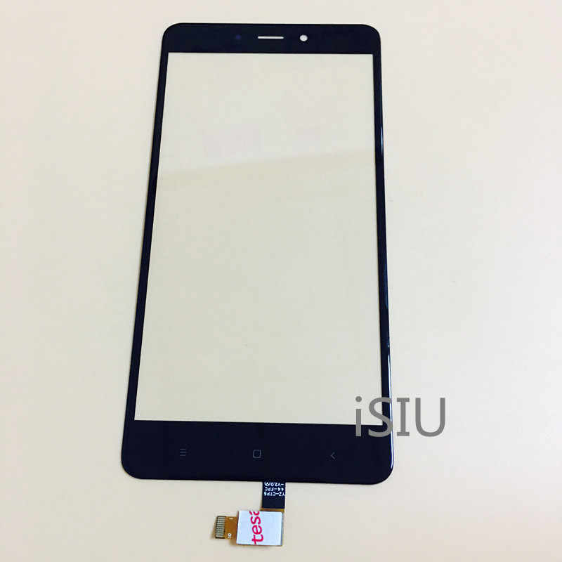 Tela de toque para xiaomi redmi nota 4 touchscreen 5.5 lcd digitizer display lcd digitador vidro (mtk helio x20)