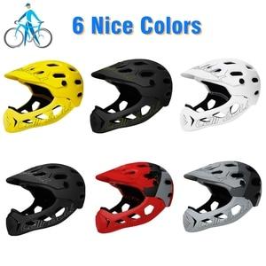 Image 2 - Cairbull Mountain Bike Helmet Adult Full Covered Downhill  Full Face Helmet OFF ROAD MTB Road Bicycle Helmet Cycling Helmet BMX
