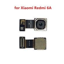 ل شاومي Redmi 6A الكاميرا الخلفية الكبيرة الخلفية الرئيسية وحدة الكاميرا فليكس كابل الجمعية استبدال إصلاح قطع الغيار اختبار