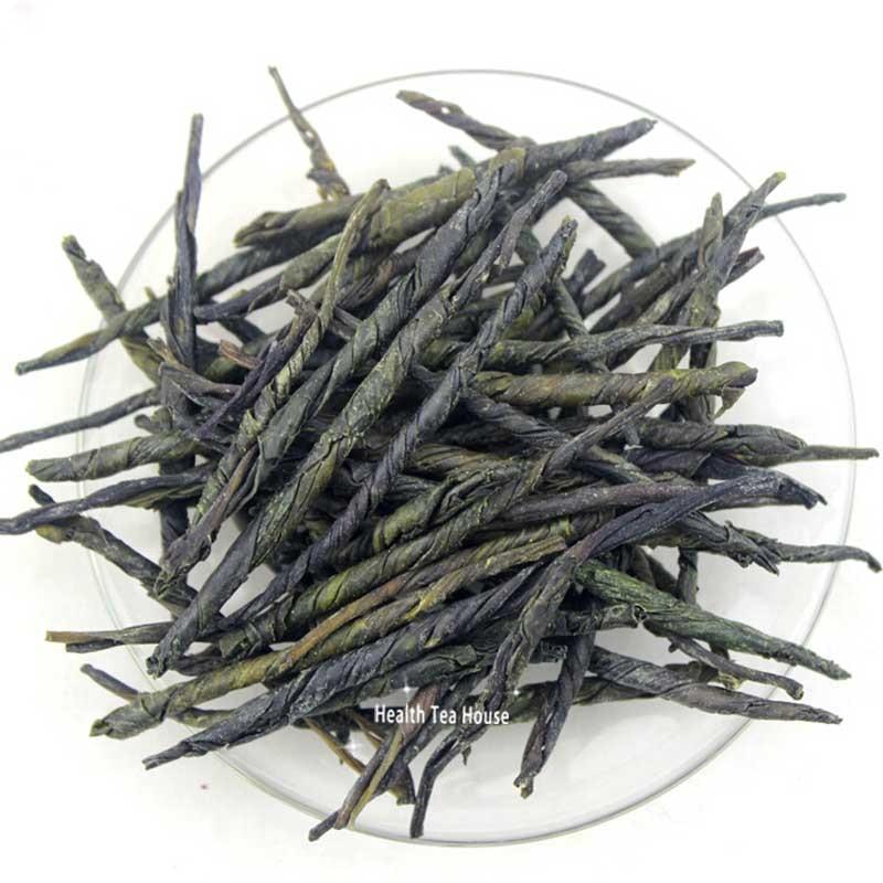 Big Leaf Kuding Herbal Tea Preventing Obesity And Asthma, Ku Ding Delaying Aging Slimming Tea