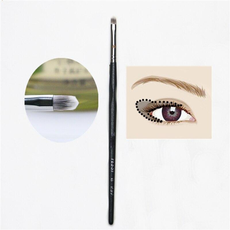 Profession Angle Eyeliner Brush Eye Concealer Brush Eye Detailsbrush Eyeliner Eyeshadow Makeup Brushes Eye Blending Brushes #15
